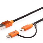 yatra 2in1 mfi cable